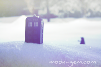 snowy doctor who